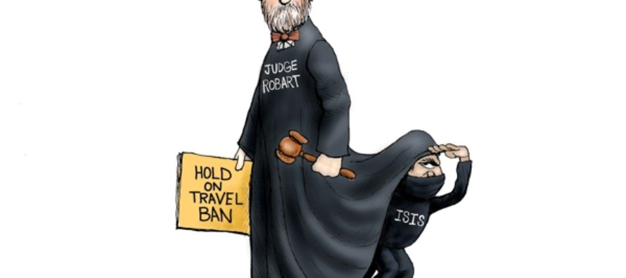 Aiding and Abetting (Cartoon)