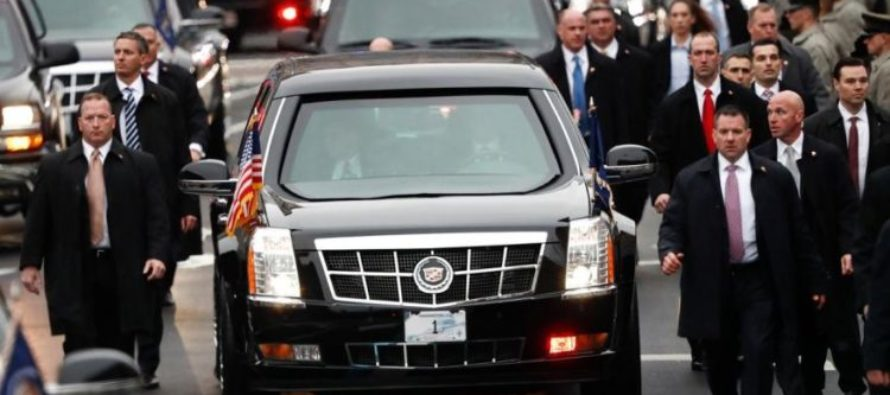 Secret Service CALLS OUT The Atlantic For Its FAKE News