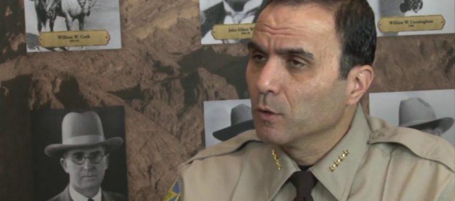 AZ Sheriff Releasing 400 Criminal Aliens EVERY 10 DAYS
