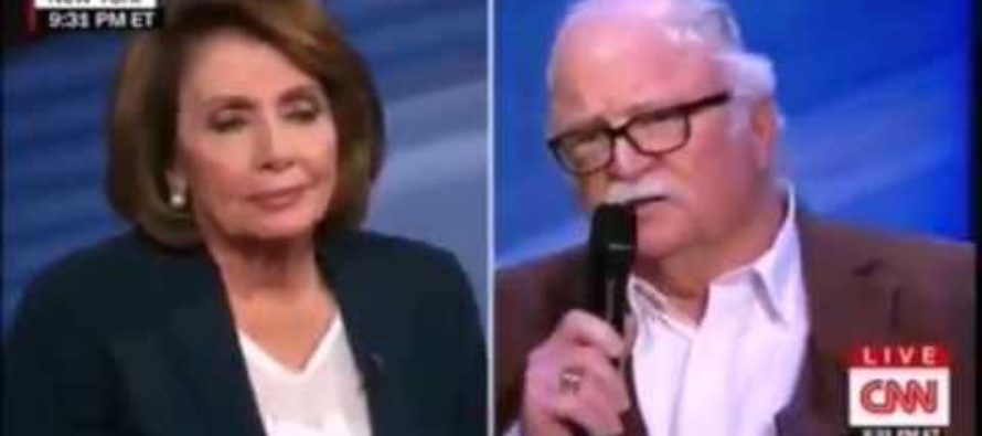 HAH! Nancy Pelosi Gets Humiliated on Live TV By Texas Cowboy [VIDEO]