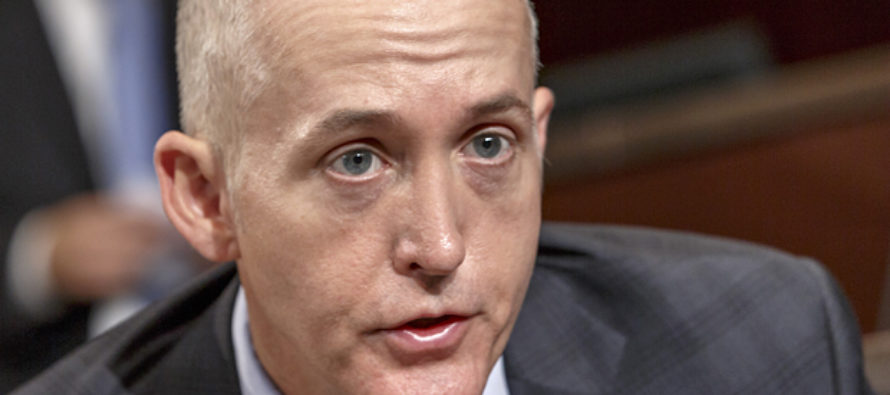 "BOOM! Trey Gowdy SLAMS the Judges who ""Second Guess National Security!"" [VIDEO]"