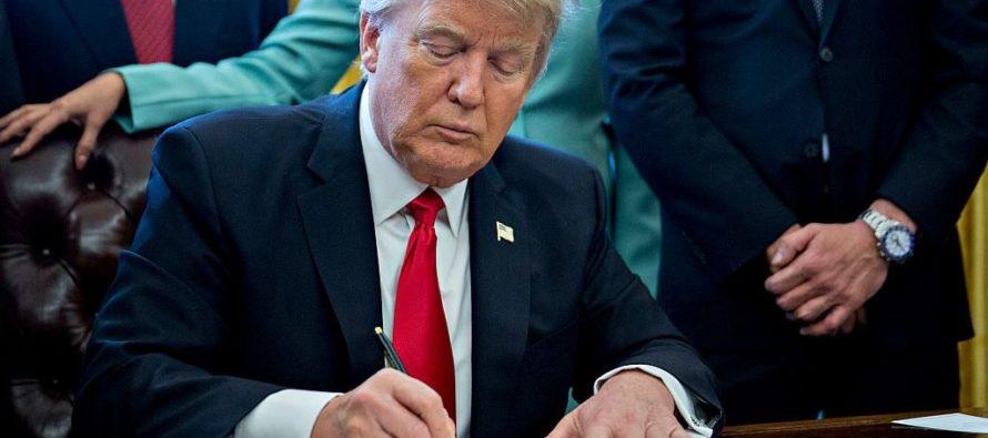 Trump to Announce MAJOR New Executive Order