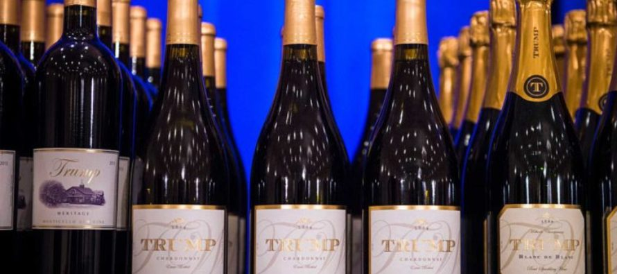 Feminists boycott Trump wine, but guess who's laughing now!