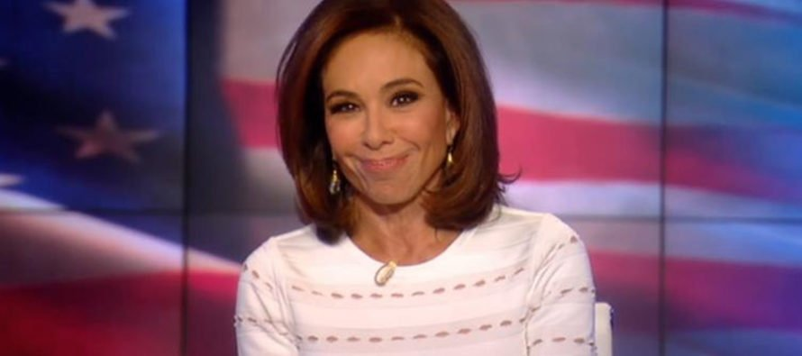 WHOA! Judge Jeanine Knows EXACTLY Who Is Behind White House Leaks – VIDEO