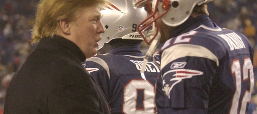 Tom Brady Is Told To DENOUNCE Friendship With Trump, Another NFL Legend Says 'HELL NO'!