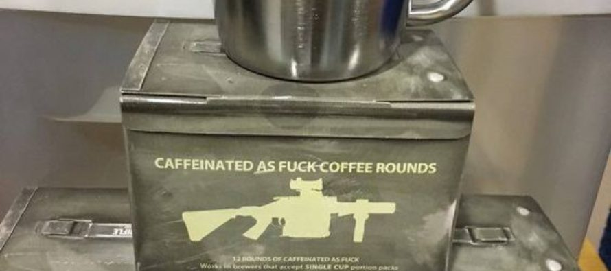 BOOM! Veteran Owned Coffee Co. Responds To Starbuck's Idiocy With EPIC Statement