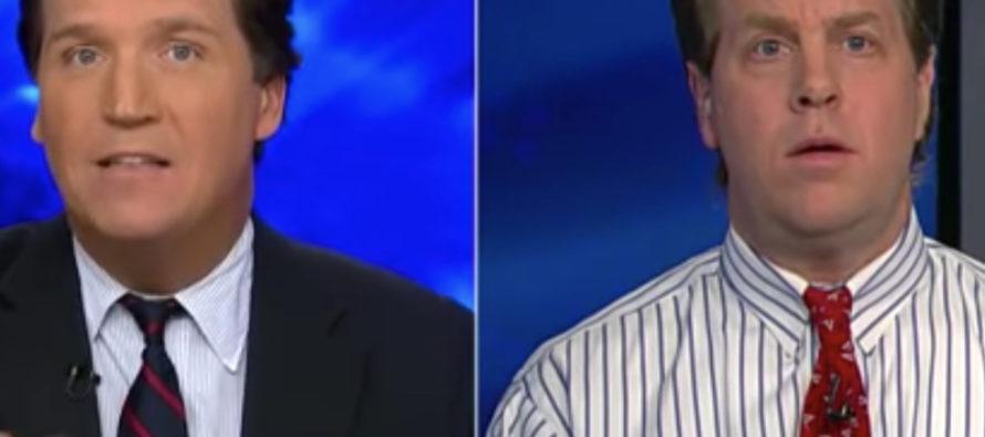 "Tucker Carlson ROASTS Smug Washington Post Reporter: ""You're a Political Hack"" [VIDEO]"