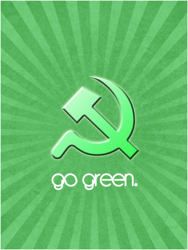 green communism climate