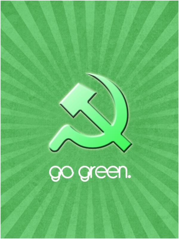 green communism climate