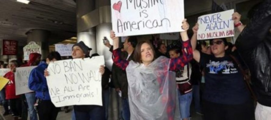 Muslims Rush To Board Flights To US After Trump Executive Order Blocked