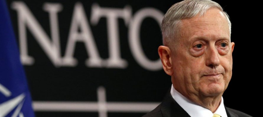 'Mad Dog' Mattis Just Got Entire Pentagon's Attention With 1 Simple Move. Trump Is Going To LOVE It