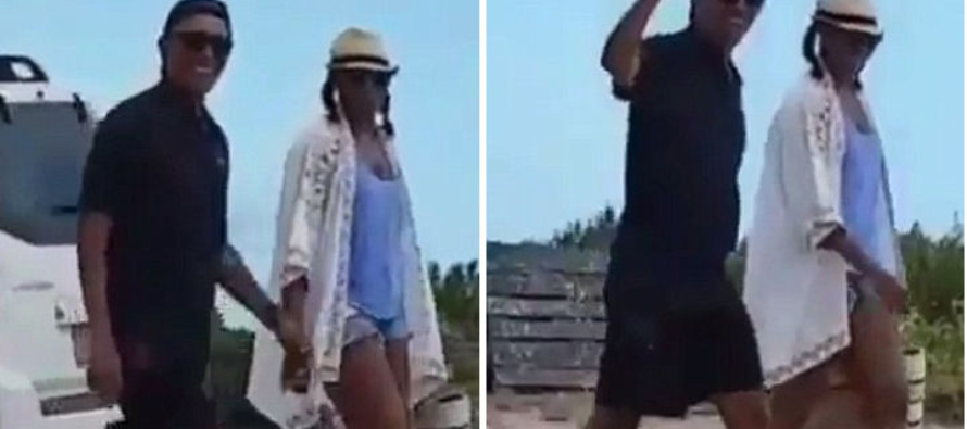 Barack and Michelle Obama on Permanent Vacation (PHOTOS)