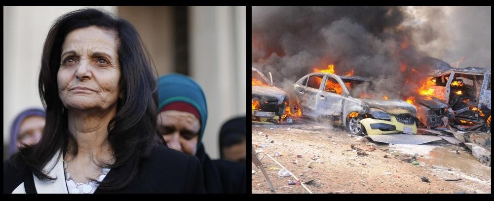terrorist and explosion