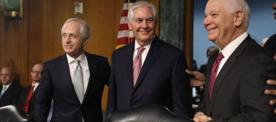 BREAKING: Decision By Senate On Rex Tillerson Has Been CONFIRMED!