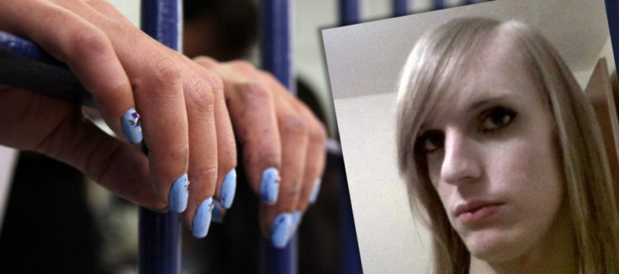 Transgender murderer moved to women's prison, caught doing exactly what we expected [VIDEO]