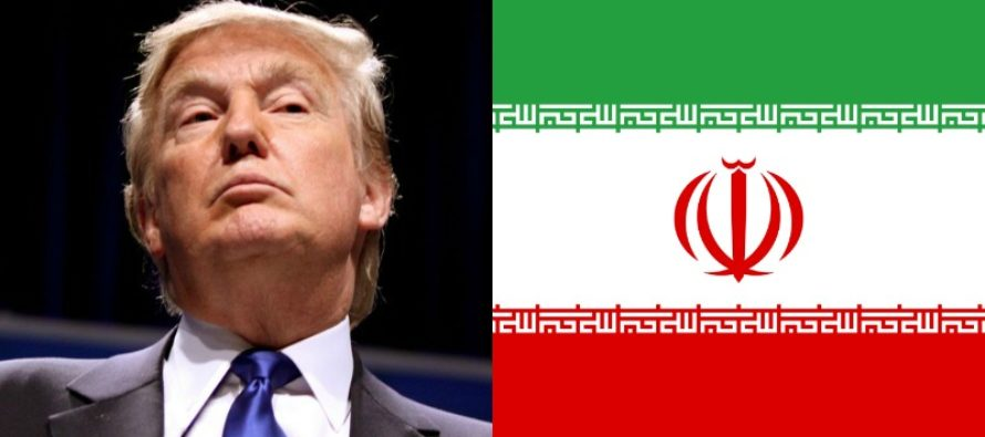 SHOTS FIRED! Iran Shows Exactly What They Think Of America – Look What They Did To Our Flag!