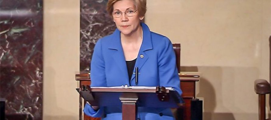 BOOM! Elizabeth Warren SHUT DOWN On Senate Floor LIVE On TV – She Is BARRED! [VIDEO]
