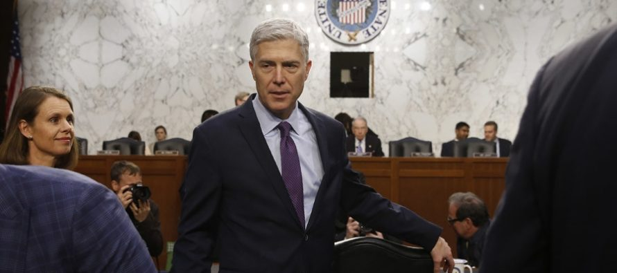 """CNN Makes SHOCKING Admission – Gorsuch """"Knows So Much More"""" Than… [WATCH]"""