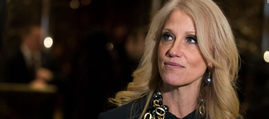 NASTY HYPOCRITE! Guess What Celebrity Just Talked About Killing Kellyanne Conway In A Microwave?
