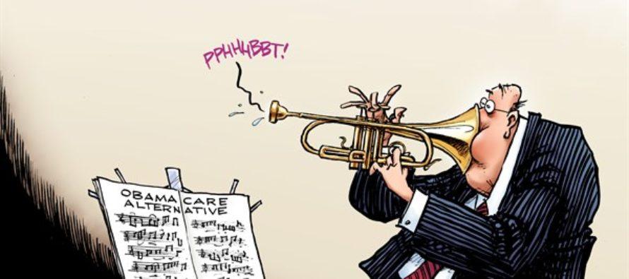 GOP Virtuoso (Cartoon)