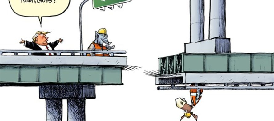 American Infrastructure (Cartoon)