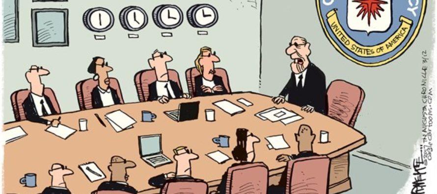CIA Hacking (Cartoon)