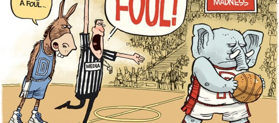 March Madness (Cartoon)
