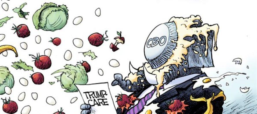Trumpcare (Cartoon)