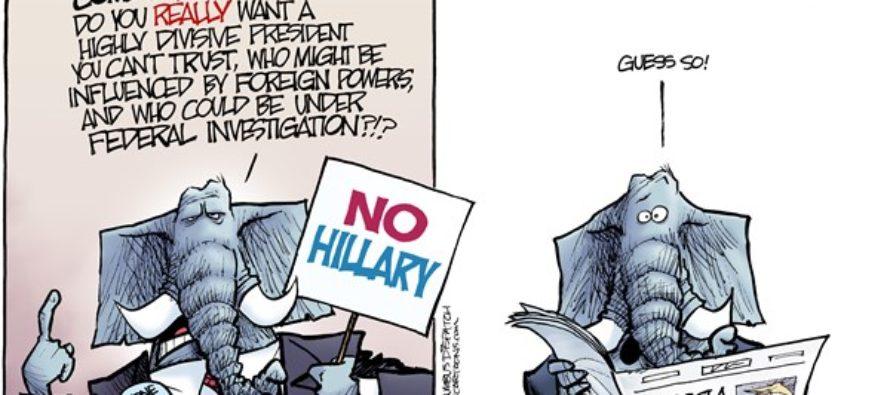 What America Wants (Cartoon)