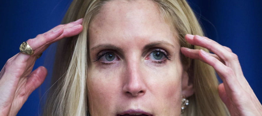 UNEXPECTED: Coulter Spanks Trump For Being Too… Republican?![VIDEO]
