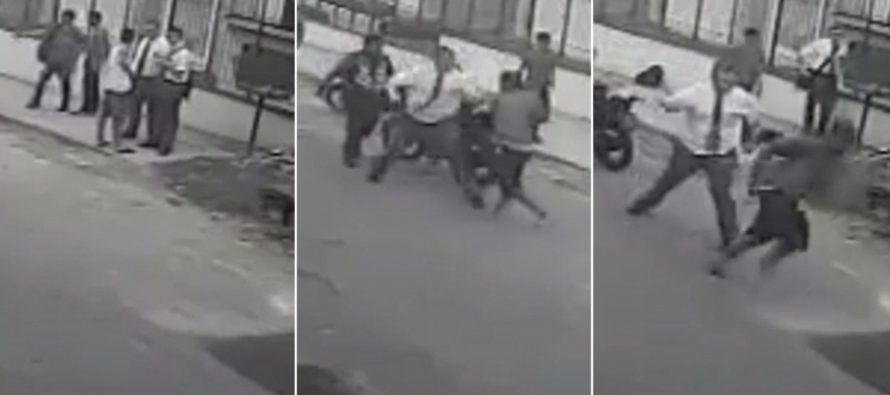 Mormon Missionary Takes On Evil Men Who Have Him At Gunpoint – LOOK How He Sends Them RUNNING! [WATCH]
