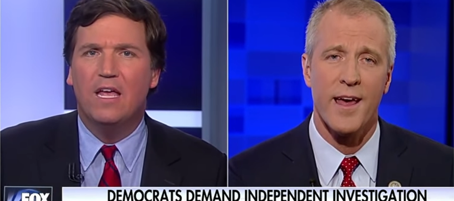 BRUTAL Take-Down: Tucker Carlson Has VICIOUS Showdown With NY Dem Who Labeled Sessions A 'Criminal' & 'Bigot' [VIDEO]