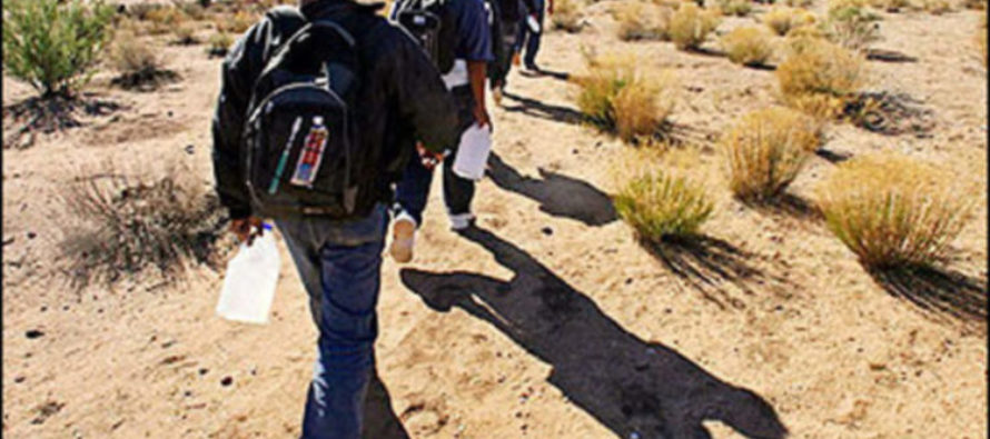 DHS Reports MASSIVE Change to Number of Illegals Crossing Into America