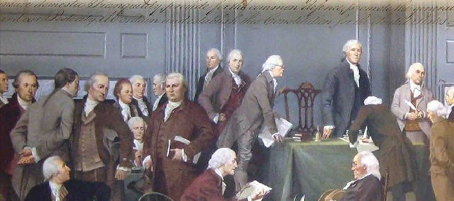Texas Moves Closer to CONSTITUTIONAL CONVENTION