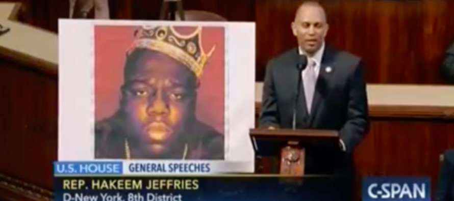 Democratic Congressman Honors Dead Rapper Then Does UNTHINKABLE On House Floor! [WATCH]
