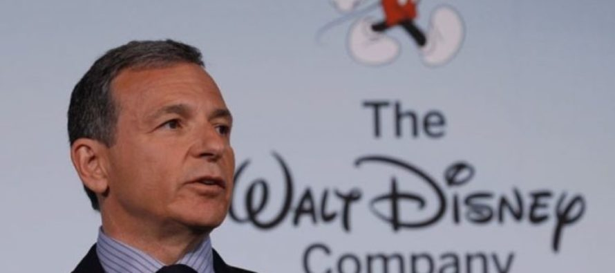 """Disney CEO Staying as Trump Adviser, Makes THIS Claim About His Company's """"LIBERAL BIAS"""" [VIDEO]"""