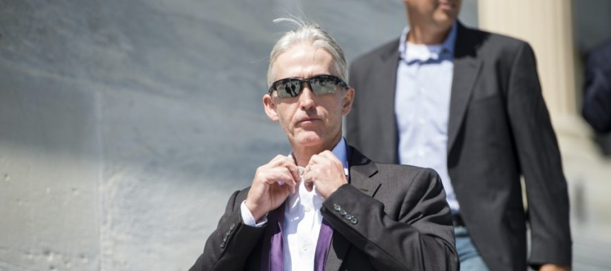 Trey Gowdy Is On The WARPATH – Just Put Out This WARNING To WH Leakers!