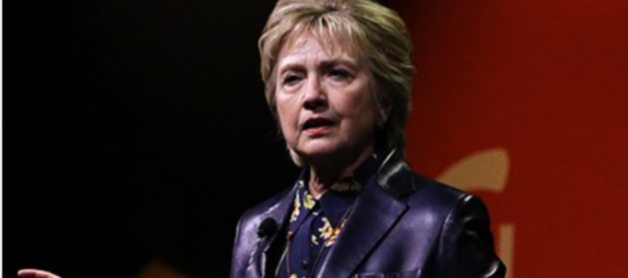 Hillary Clinton Emerges… Makes INFURIATING Announcement