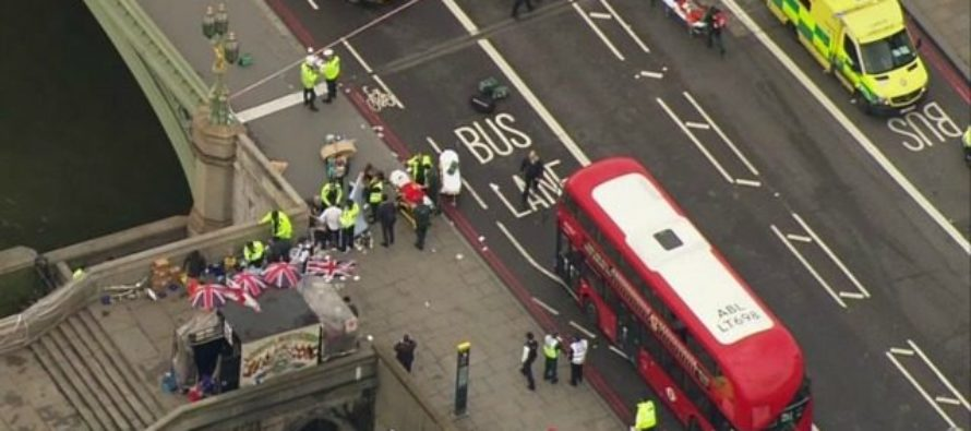 Britain's Media ELITES Claim 'RACISM' Was The Cause Of Westminster TERRORIST Attack!