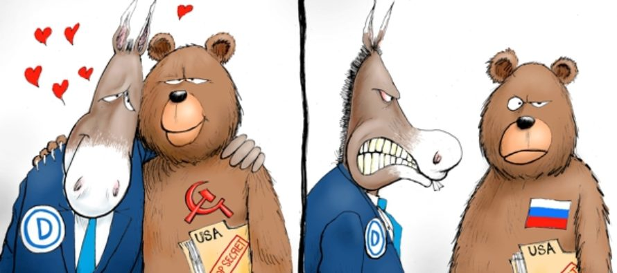 Spying vs Spying (Cartoon)