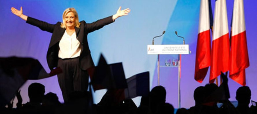 Marine Le Pen May Soon Be a Political Prisoner