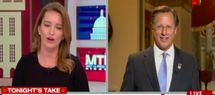 VICTORY! MSNBC Host Takes On GOP Congressman In Debate Over MEDIA BIAS – Gets OBLITERATED! [WATCH]
