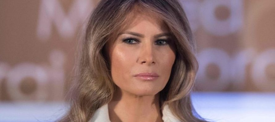 First Lady Melania Trump Breaks Silence – RIPS Kathy Griffin A NEW ONE Over Attack On Her Family!