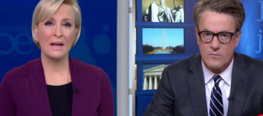 MSNBC Host BREAKS DOWN in Tears, Makes Desperate Plea to Audience [VIDEO]