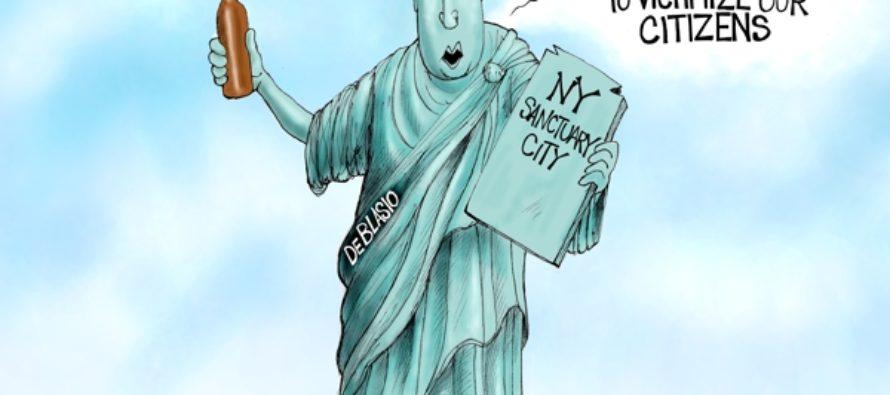 Statue Of Lunacy (Cartoon)