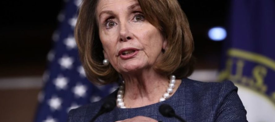 Nancy Pelosi's 'Demand Letter' To House Speaker Ryan Has America CRACKING UP! [VIDEO]