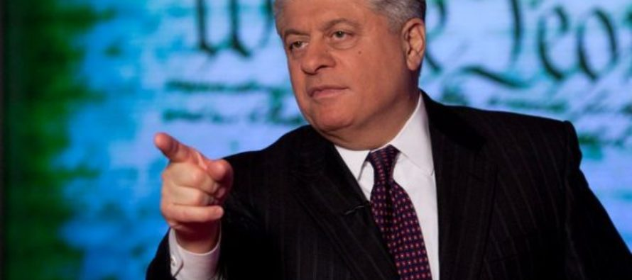 HE'S BACK! Judge Napolitano Drops MAJOR Bombshell On Wiretapping… [VIDEO]