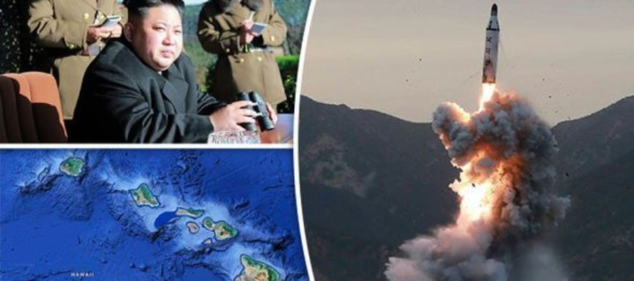 N. Korea Soon To Have Capacity To Attack Hawaii – Upgrade In State's Missile Defenses Requested