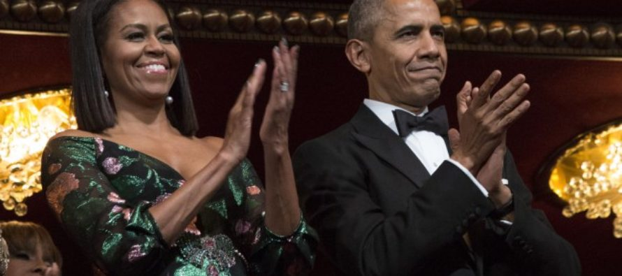 WOW! The Obamas Are Cashing in $60 MILLION! [VIDEO]