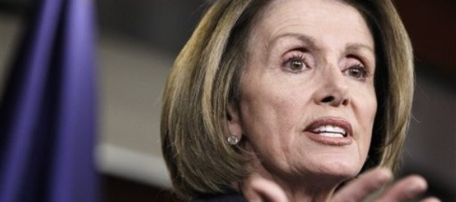 Nancy Pelosi Asks Followers What They Love About Obamacare – Regrets It IMMEDIATELY!